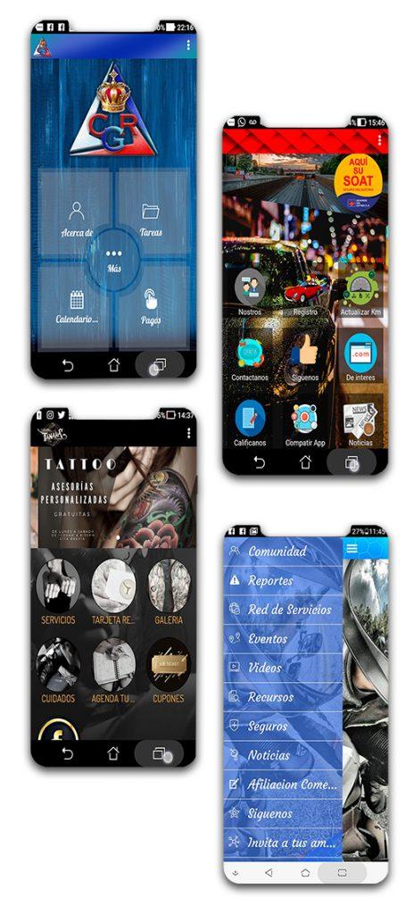 Desarrollo de aplicaciones móviles Bogotá